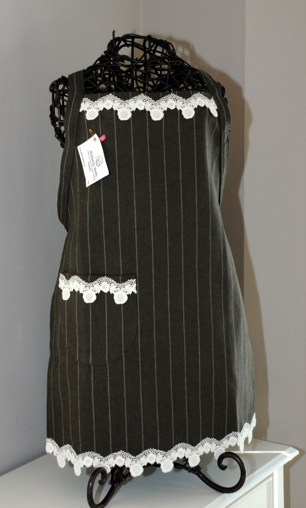 Grey pinstripe Natalie