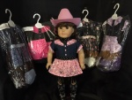 Rodeo Cowgirl outfits